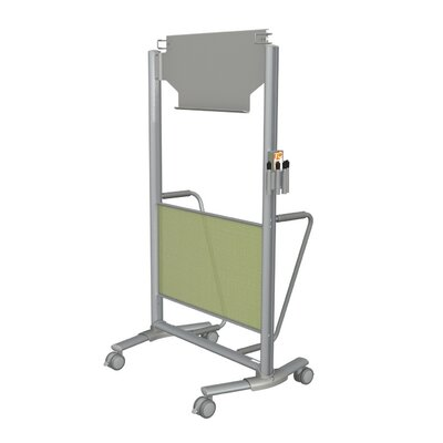 Ghent Nexus Caddy Storage Cart / Easel