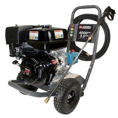Campbell Hausfeld 4000 PSI Gas Powered Pressure Washer with Honda GX390 Engine