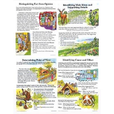 McDonald Publishing Comprehension Skills
