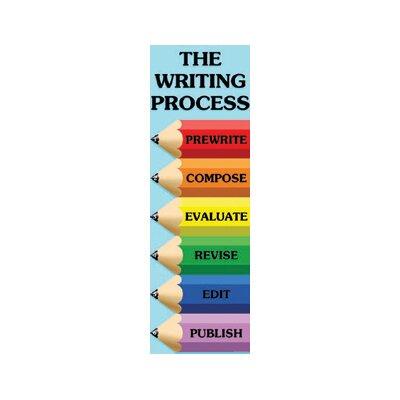 McDonald Publishing The Writing Process Poster