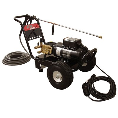 JP Series 2000 PSI Cold Water Electric Pressure Washer by Mi-T-M