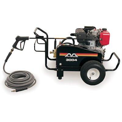 CW Series 3000 PSI Cold Water Diesel Pressure Washer by Mi-T-M