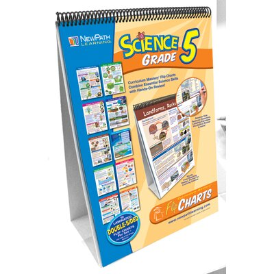 New Path Learning Science Flip Grade 5 Chart