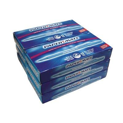 Newell Corporation Papermate Ballpoint Pen Blue 12pk
