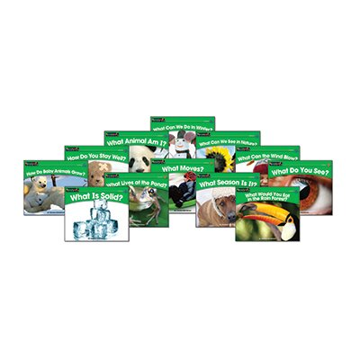 Newmark Learning Rising Readers Leveled Book