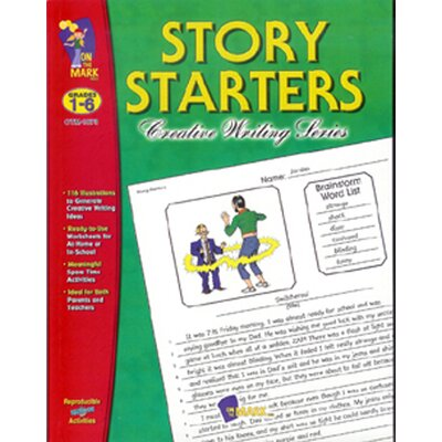 On the Mark (formerly T4T) Story Starters Grade 1-6 Book