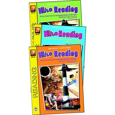 Remedia Publications Hi/lo Reading Book Set