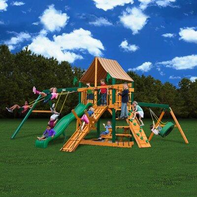 Gorilla Playsets Frontier Swing Set