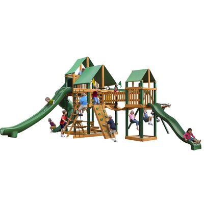 Treasure Trove II Swing Set Product Photo