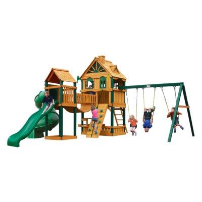 WoodBridge Swing Set Product Photo