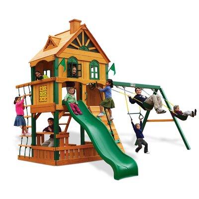 Blue Ridge Riverview Swing Set by Gorilla Playsets