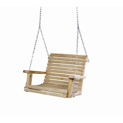 Pine Baby Sitter Swing by Gorilla Playsets