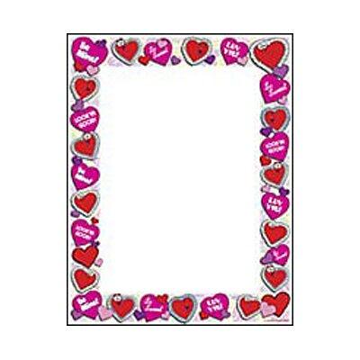 Teachers Friend Design Paper Valentines 50 Sht