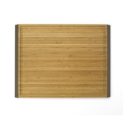Good Grip Large Bamboo Cutting Board by OXO
