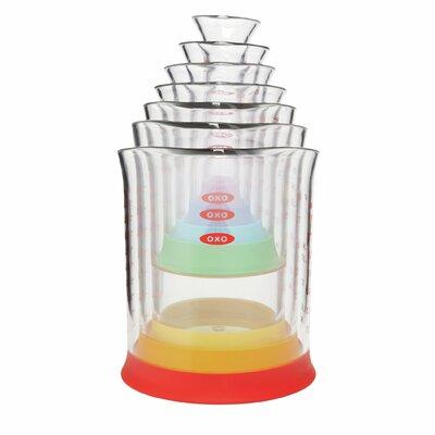 Good Grip 7 Piece Liquid Measuring Beaker Set by OXO