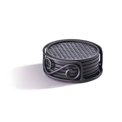 Scroll Coaster Container by Spectrum Diversified