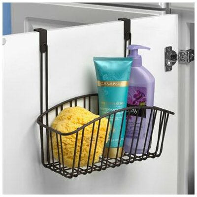 Contempo Over the Cabinet Basket by Spectrum Diversified