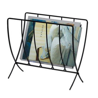 Seville Folding Magazine Rack by Spectrum Diversified
