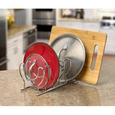 Euro Lid Kitchen Organizer Rack by Spectrum Diversified