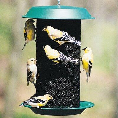 Magnum Thistle Tube Bird Feeder by Audubon/Woodlink