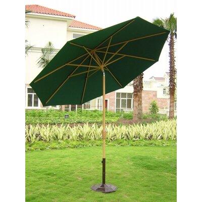 9' Market Umbrella by Royal Teak