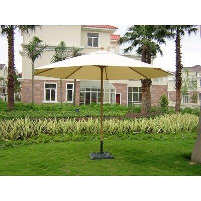 13' Auto Lock Market Umbrella by Royal Teak