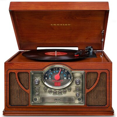 Symphony 4-in-1 Entertainment Center by Crosley
