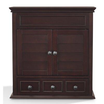 Lydia Wall Cabinet by Crosley