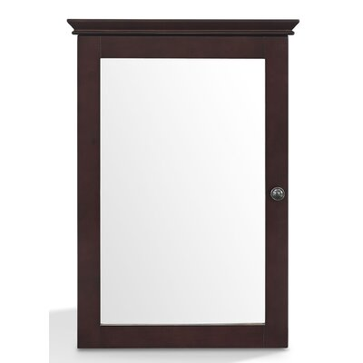 "Lydia 19"" x 28"" Mirrored Medicine Cabinet Product Photo"