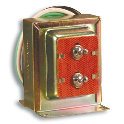 Ten volt lock nut transformer wayfair for 12 volt door chime