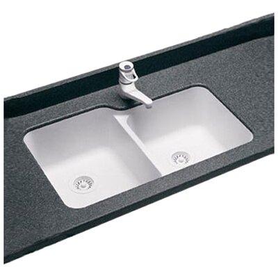 Swanstone swanstone classics 33 x undermount for Swanstone undermount sinks