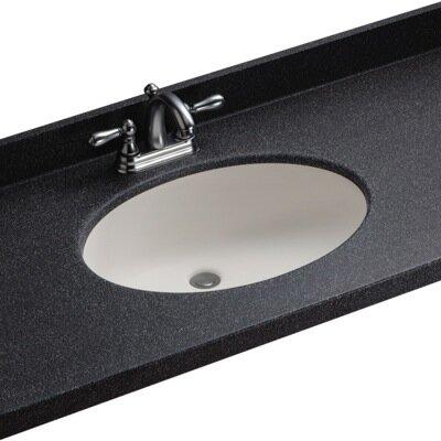 Swanstone Undermount Bathroom Sink