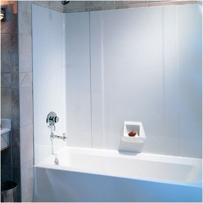 Everyday Essentials Three Panels Tub Wall Kit Product Photo