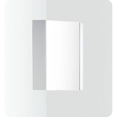 "Coda 18"" x 23.5"" Corner Mount Medicine Cabinet Product Photo"