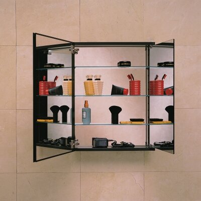 "PL Series 23.25"" x 30"" Recessed Medicine Cabinet Product Photo"