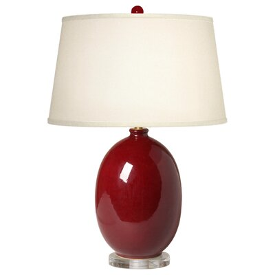 Red Table Lamp by Emissary