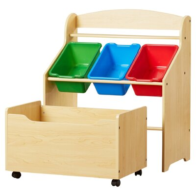 Tot Tutors Multi Storage Unit