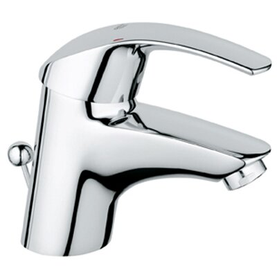 Eurosmart Single Handle Single Hole Bathroom Faucet Product Photo