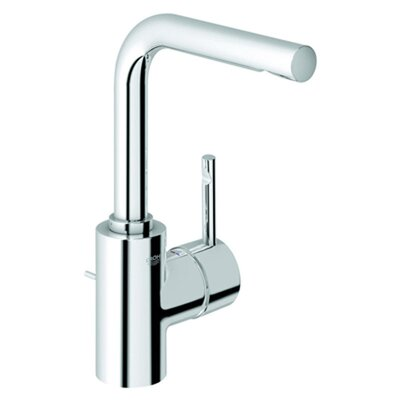 Essence Single Handle Single Hole Bathroom Faucet Product Photo