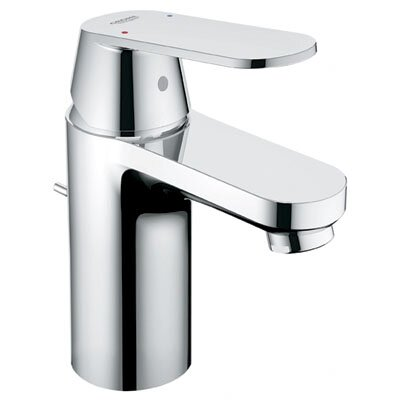 Eurosmart Single Handle Centerset Bathroom Faucet Product Photo