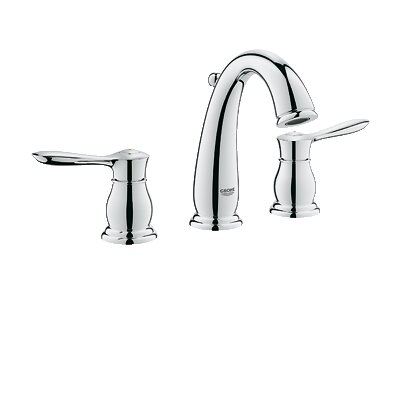 Parkfield Double Handle Widespread Bathroom Faucet Product Photo