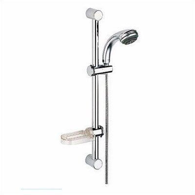 Relexa Thermostatic Top Four Hand Shower Faucet Trim Product Photo