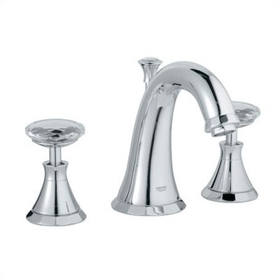 Grohe Kensington Widespread Bathroom Faucet, Less Handles