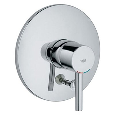 Essence Pressure Balance Thermostatic Shower Faucet Trim Only Product Photo
