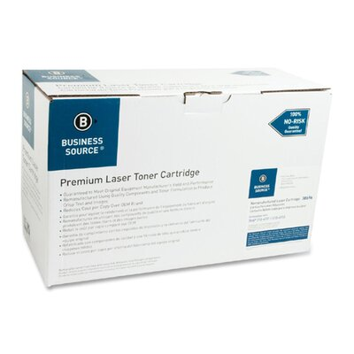 Business Source Toner Cartridge, 18,000 Page Yield, Black