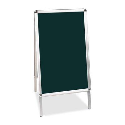 Bi-silque Visual Communication Product, Inc. Mastervision Chalkboard, 3' x 2'