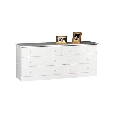 6 Drawer Dresser by Prepac
