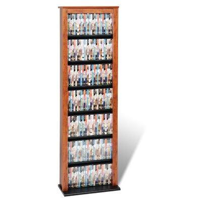 Slim Barrister Multimedia Storage Rack by Prepac