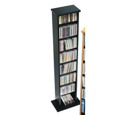 Prepac Floor Media Multimedia Storage Rack