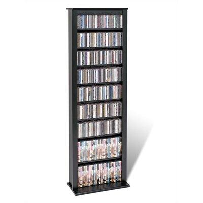 Floor Media Multimedia Storage Rack by Prepac